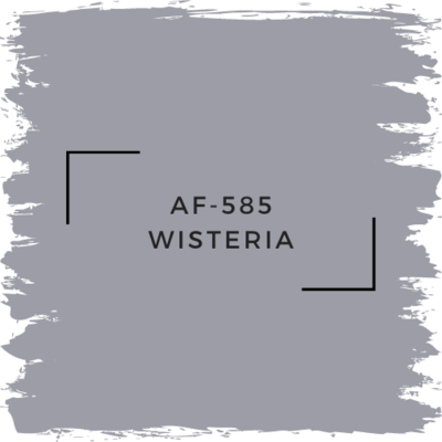 Benjamin Moore AF-585 Wisteria
