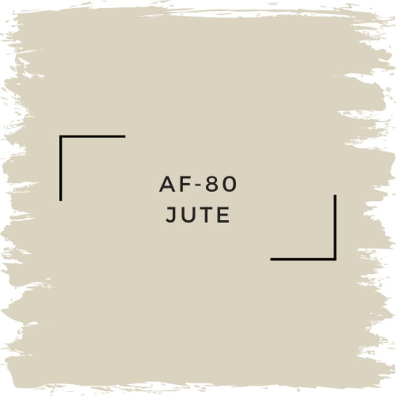 Benjamin Moore AF-80 Jute