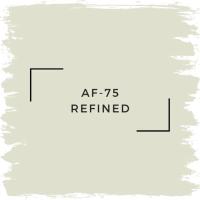 Benjamin Moore AF-75 Refined
