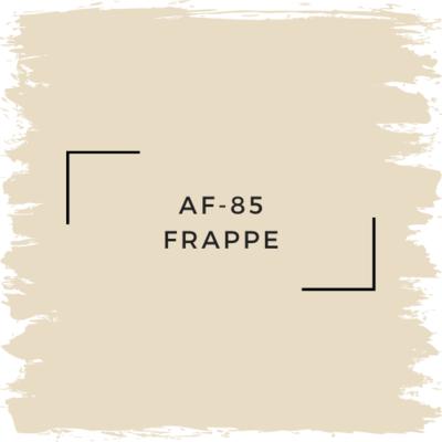 Benjamin Moore AF-85 Frappe