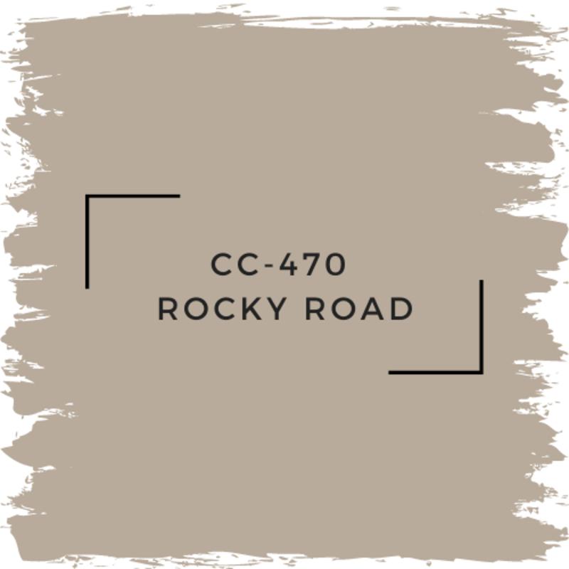 Benjamin Moore CC-470  Rocky Road