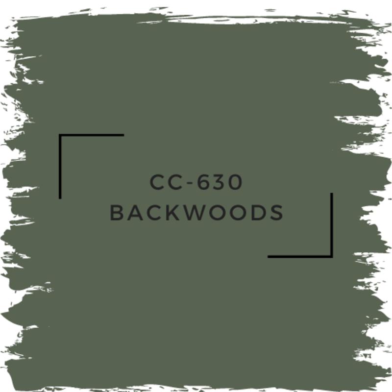 Benjamin Moore CC-630 Backwoods