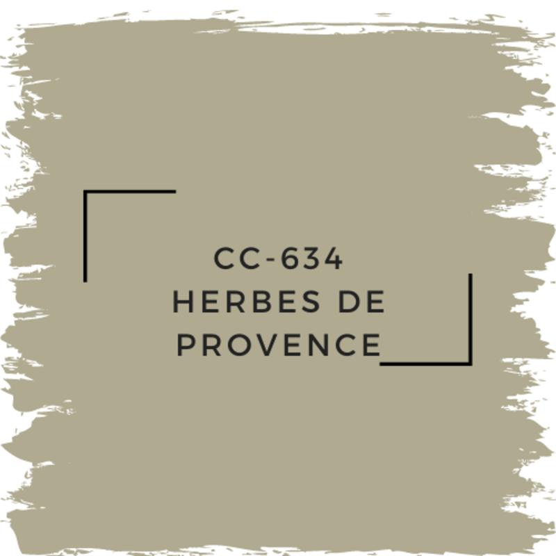 Benjamin Moore CC-634 Herbes De Provence