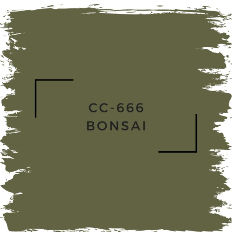 Benjamin Moore CC-666 Bonsai
