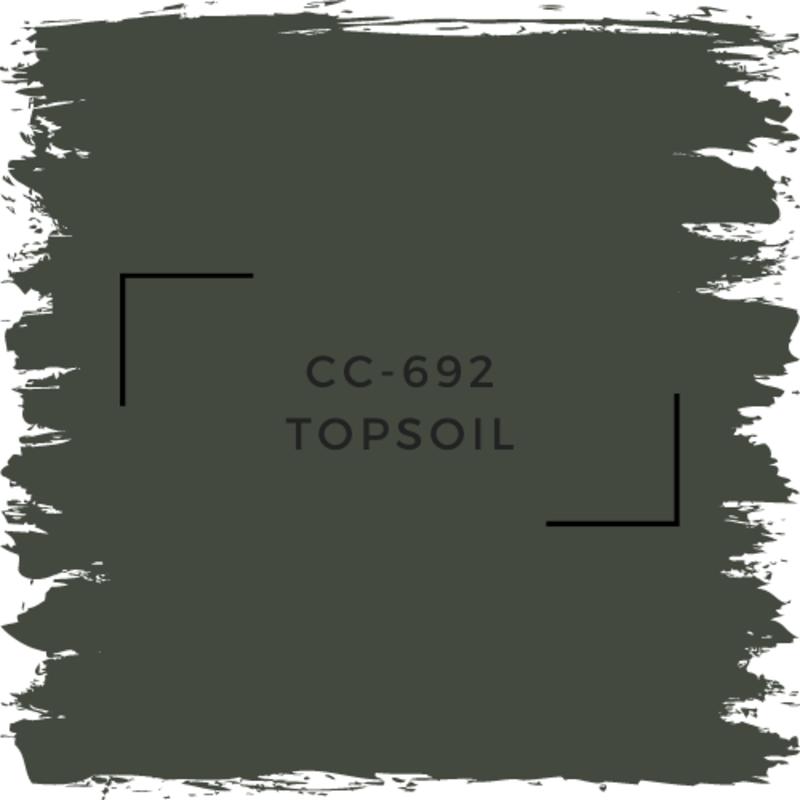 Benjamin Moore CC-692 Topsoil