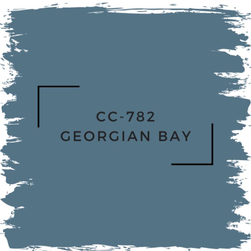 Benjamin Moore CC-782 Georgian Bay