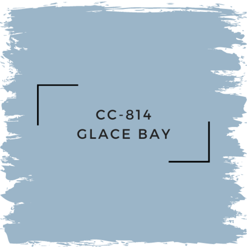 Benjamin Moore CC-814 Glace Bay