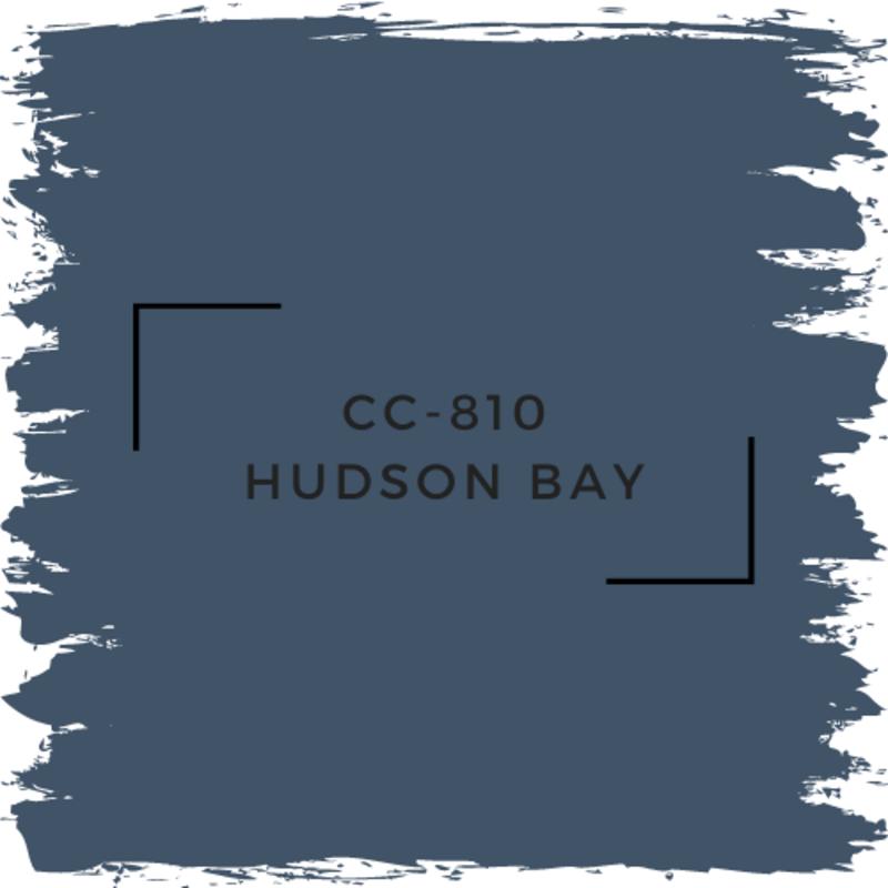 Benjamin Moore CC-810 Hudson Bay