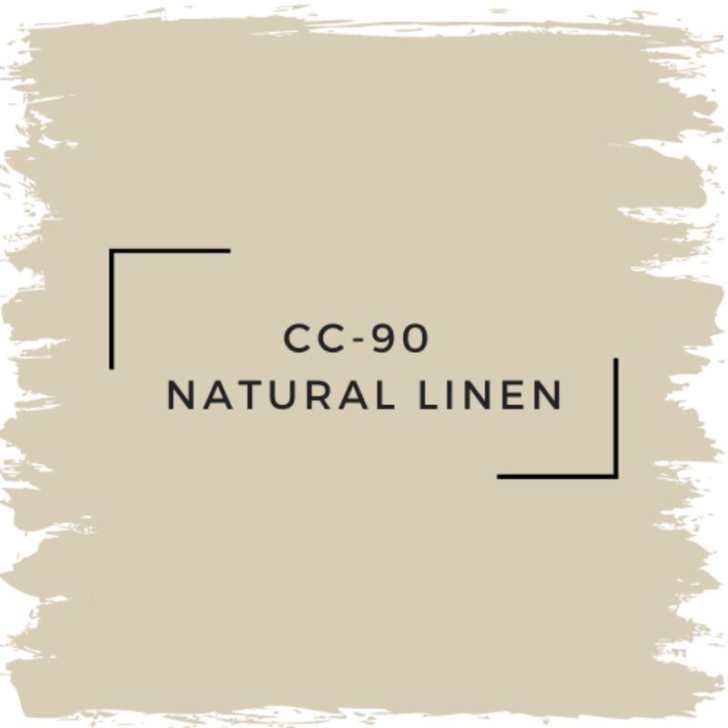 Benjamin Moore CC-90  Natural Linen