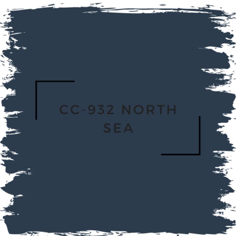 Benjamin Moore CC-932 North Sea