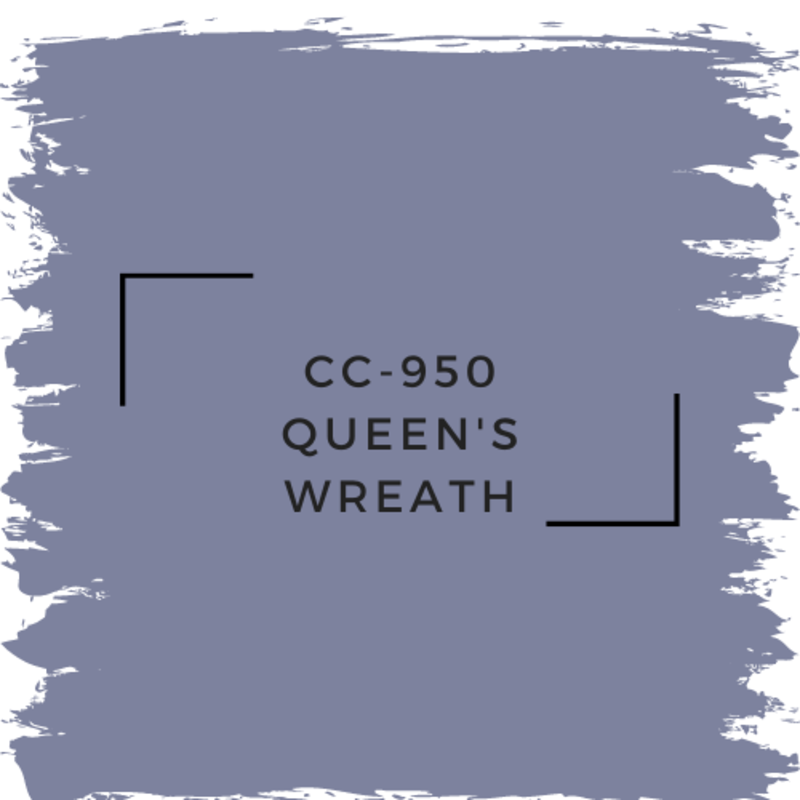 Benjamin Moore CC-950 Queen's Wreath