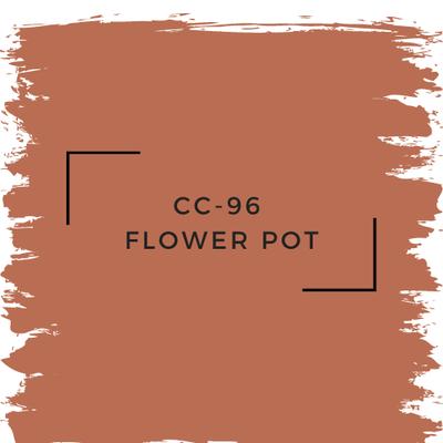 Benjamin Moore CC-96  Flower Pot