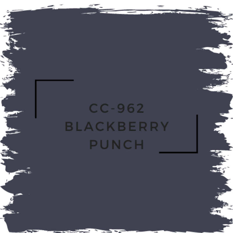 Benjamin Moore CC-962 Blackberry Punch