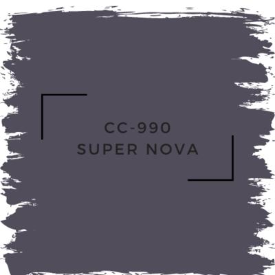 Benjamin Moore CC-990 Super Nova