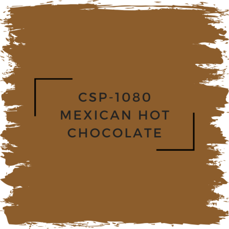 Benjamin Moore CSP-1080 Mexican Hot Chocolate
