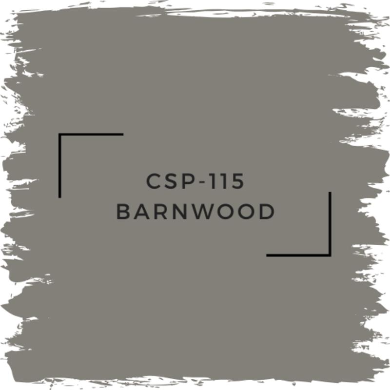 Benjamin Moore CSP-115 Barnwood