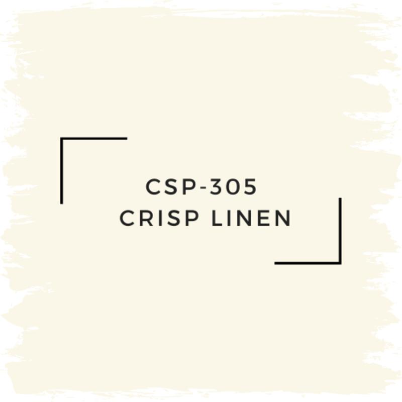 Benjamin Moore CSP-305 Crisp Linen
