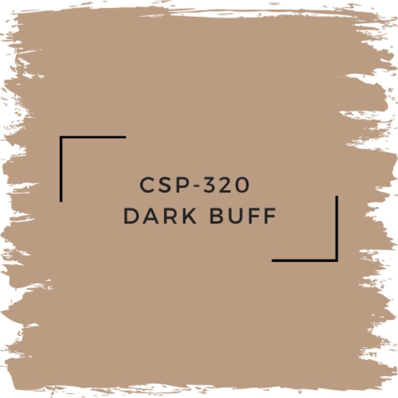 Benjamin Moore CSP-320 Dark Buff