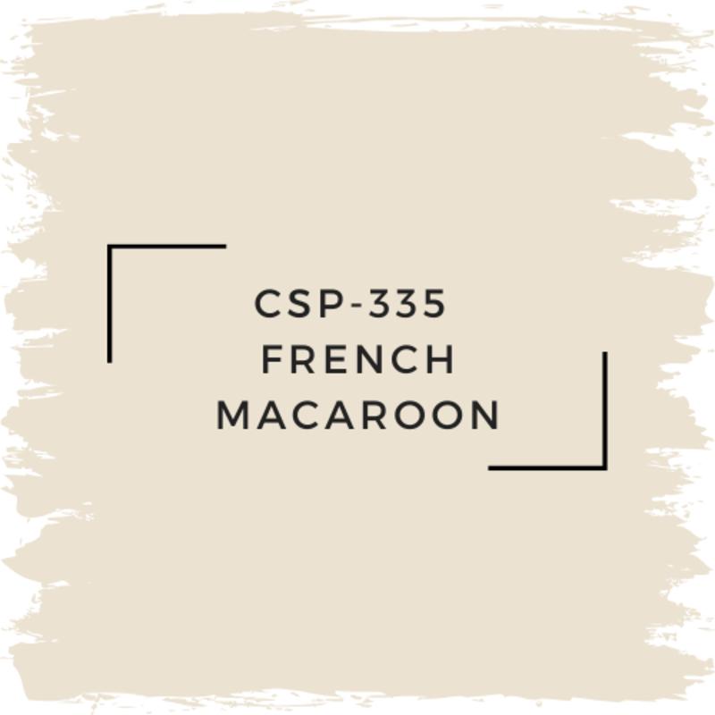 Benjamin Moore CSP-335 French Macaroon