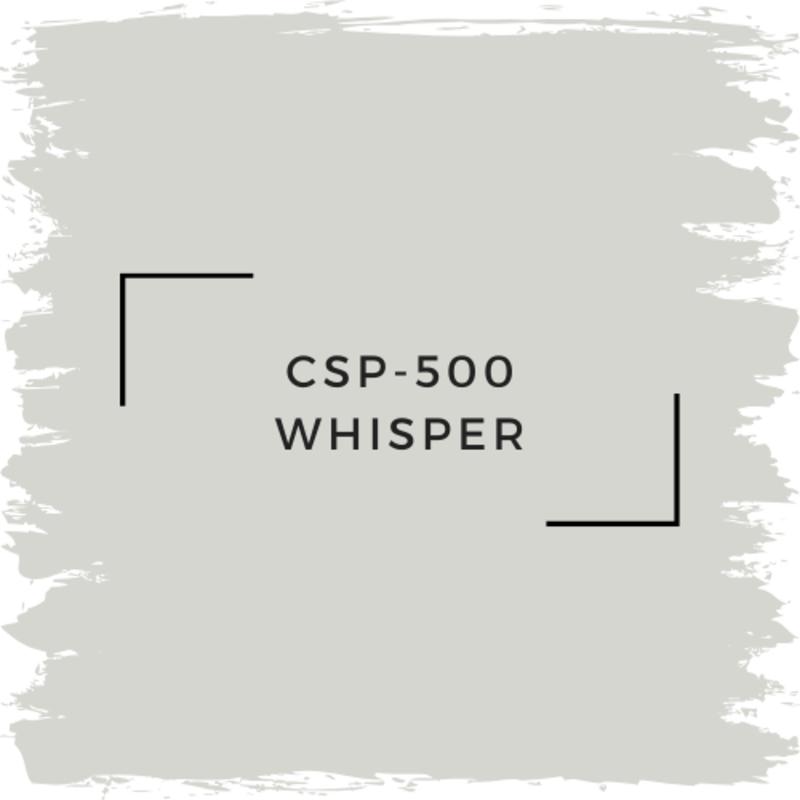 Benjamin Moore CSP-500 Whisper