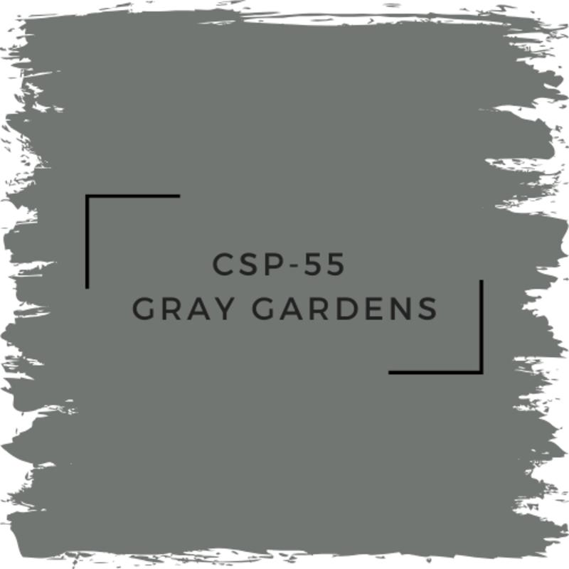Benjamin Moore CSP-55 Gray Gardens
