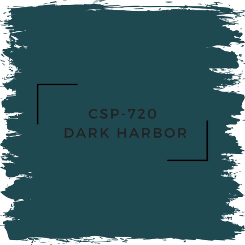 Benjamin Moore CSP-720 Dark Harbor