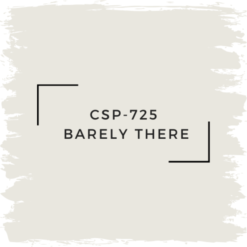 Benjamin Moore CSP-725 Barely There
