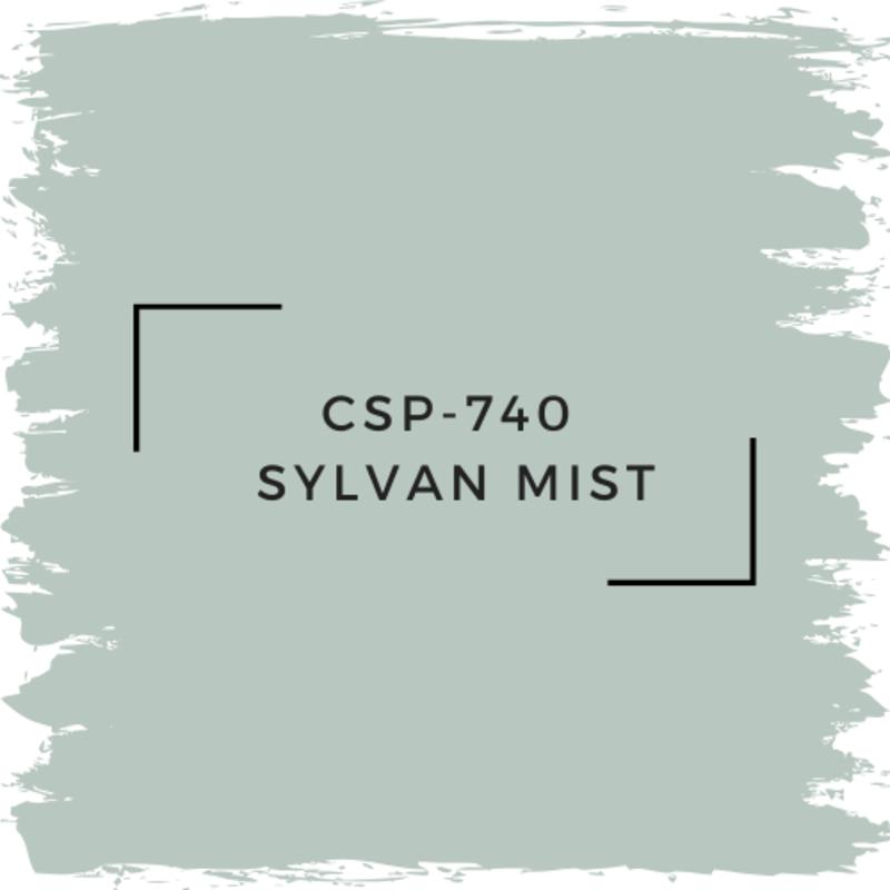 Benjamin Moore CSP-740 Sylvan Mist