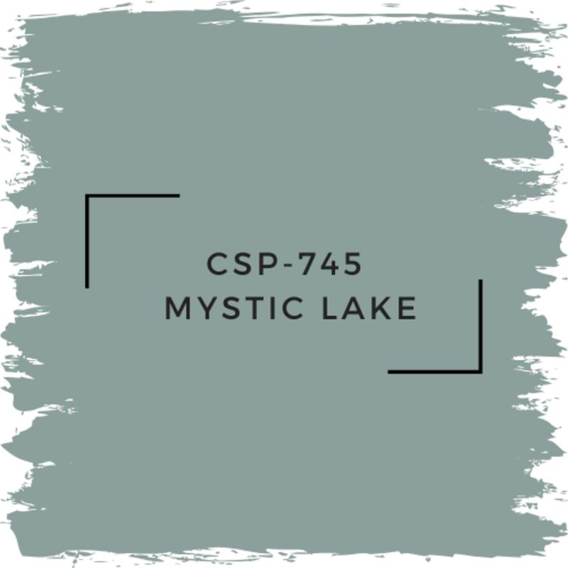 Benjamin Moore CSP-745 Mystic Lake