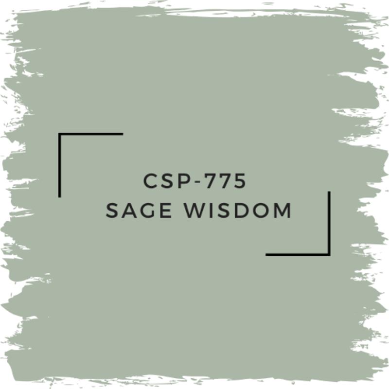 Benjamin Moore CSP-775 Sage Wisdom