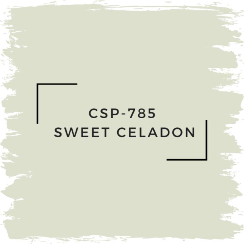 Benjamin Moore CSP-785 Sweet Celadon