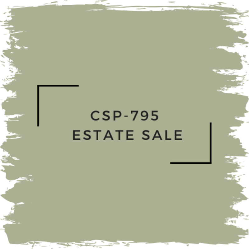 Benjamin Moore CSP-795 Estate Sale