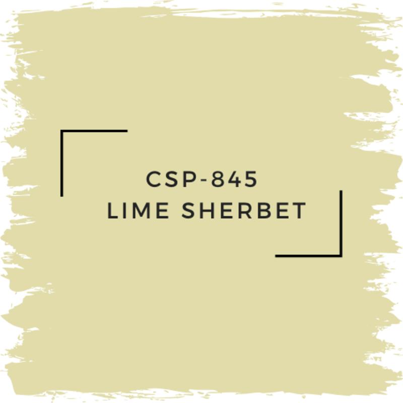 Benjamin Moore CSP-845 Lime Sherbet