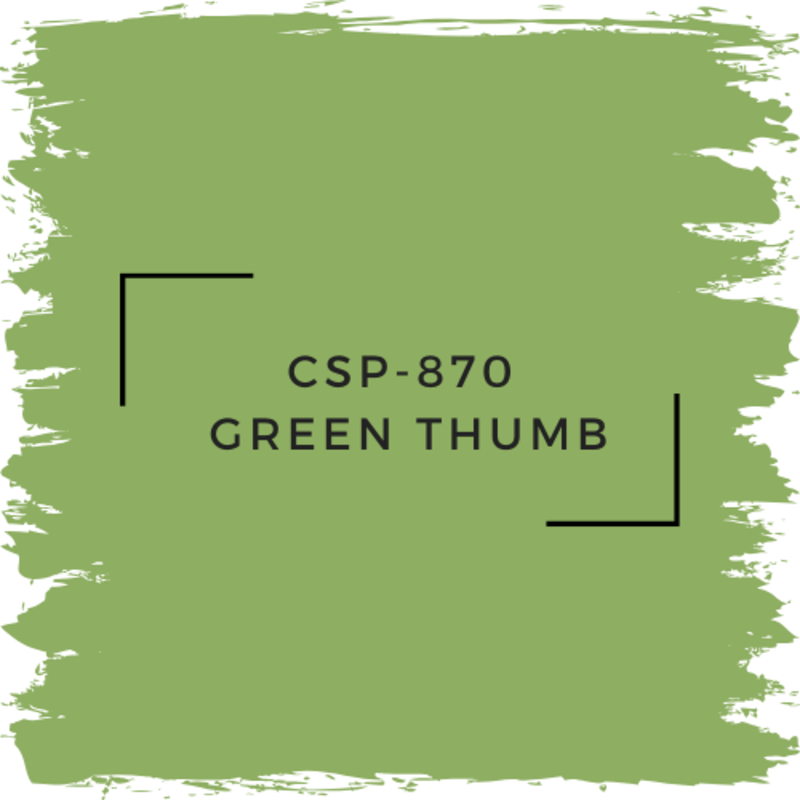 Benjamin Moore CSP-870 Green Thumb