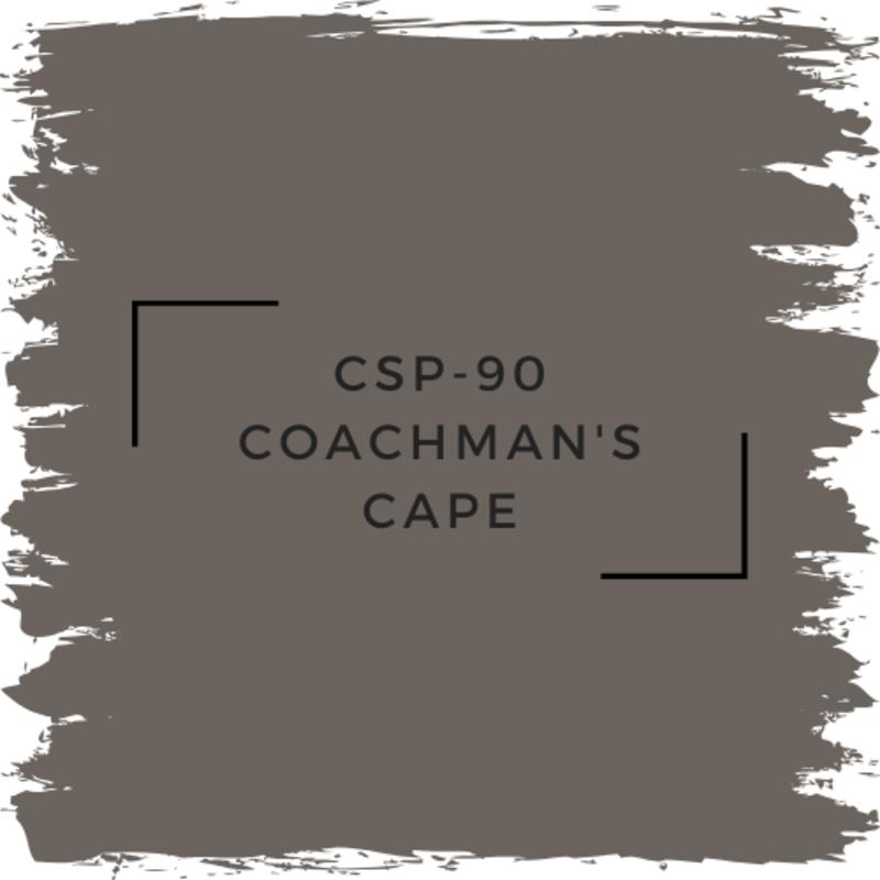 Benjamin Moore CSP-90 Coachman's Cape