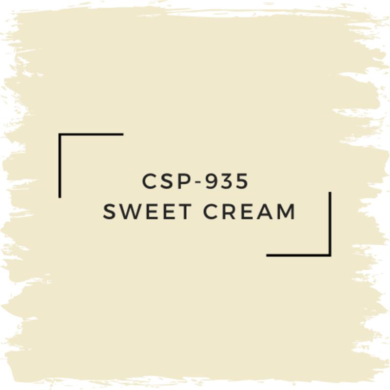 Benjamin Moore CSP-935 Sweet Cream