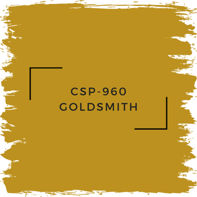 Benjamin Moore CSP-960 Goldsmith