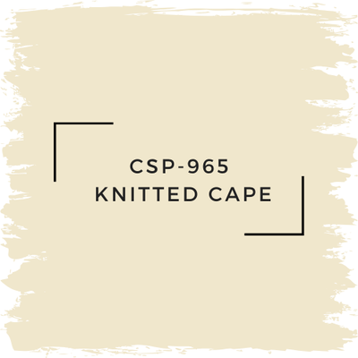 Benjamin Moore CSP-965 Knitted Cape