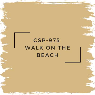 Benjamin Moore CSP-975 Walk On The Beach
