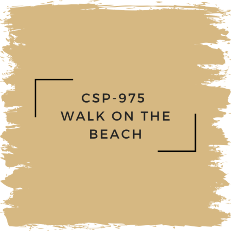 Benjamin Moore CSP-975 Walk On The Beach