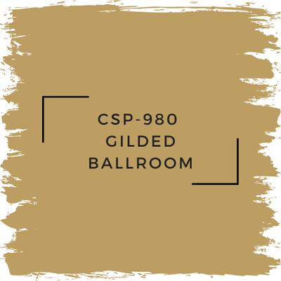 Benjamin Moore CSP-980 Gilded Ballroom