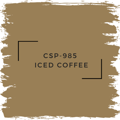 Benjamin Moore CSP-985 Iced Coffee