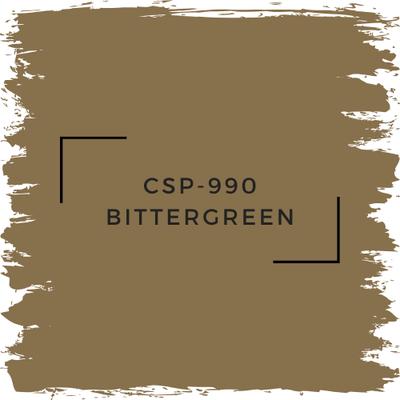 Benjamin Moore CSP-990 Bittergreen