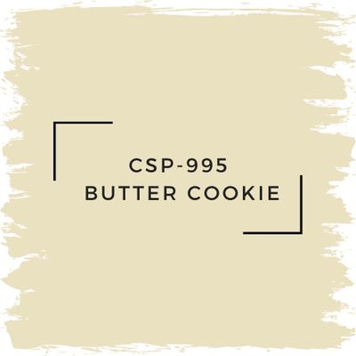 Benjamin Moore CSP-995 Butter Cookie