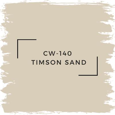 Benjamin Moore CW-140 Timson Sand