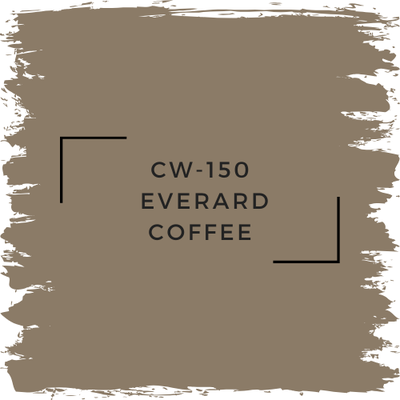Benjamin Moore CW-150 Everard Coffee