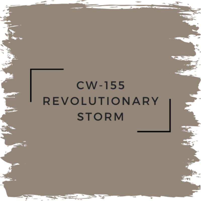 Benjamin Moore CW-155 Revolutionary Storm