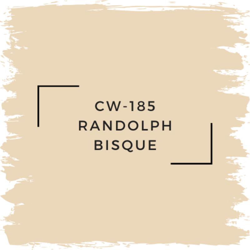 Benjamin Moore CW-185 Randolph Bisque