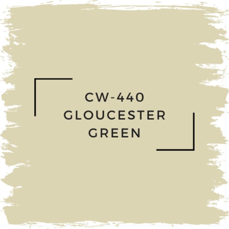 Benjamin Moore CW-440 Gloucester Green