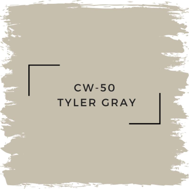Benjamin Moore CW-50 Tyler Gray